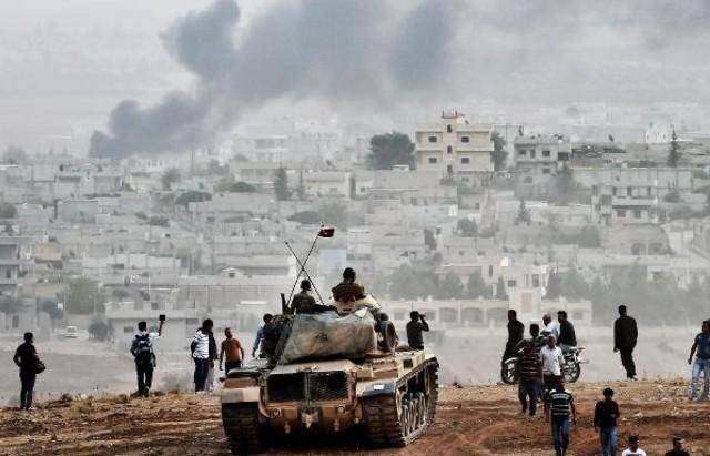 SYRIE-kobane