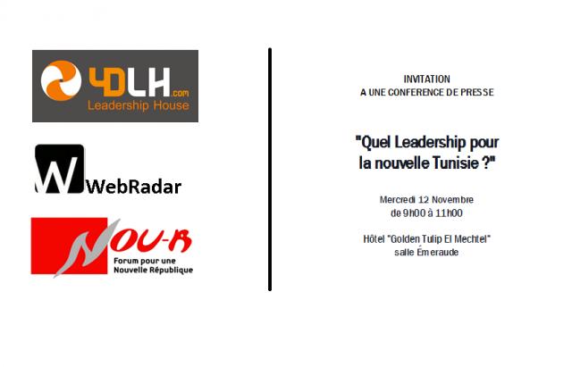 Quel Leadership pour la Nouvelle Tunisie