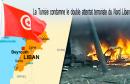 CONDAMNE-LTUNISIE-LIBAN