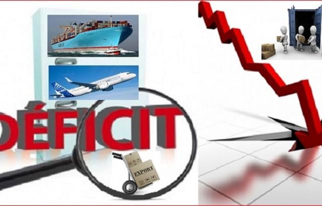 Deficit-commercial-tunisie