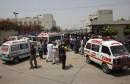 AU MOINS 43 MORTS DANS L'ATTAQUE D'UN BUS AU PAKISTAN