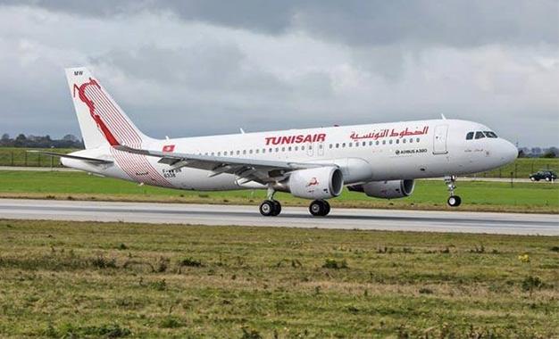 Tunisair-avion-au-sol