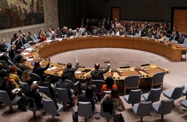 DÉSACCORDS À L'ONU SUR UNE RÉSOLUTION SUR LA SYRIE
