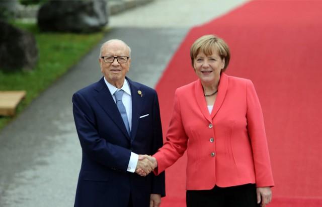 Allemagne. Angela Merkel devrait rencontrer Donald Trump à la mi-mars