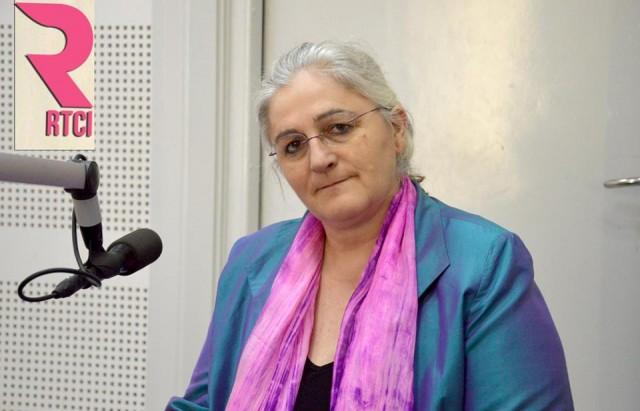 Lorena Lando, chef de mission de OIM
