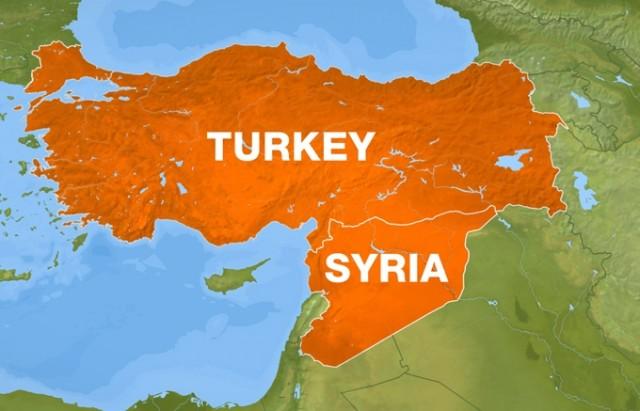 turquie-syrie