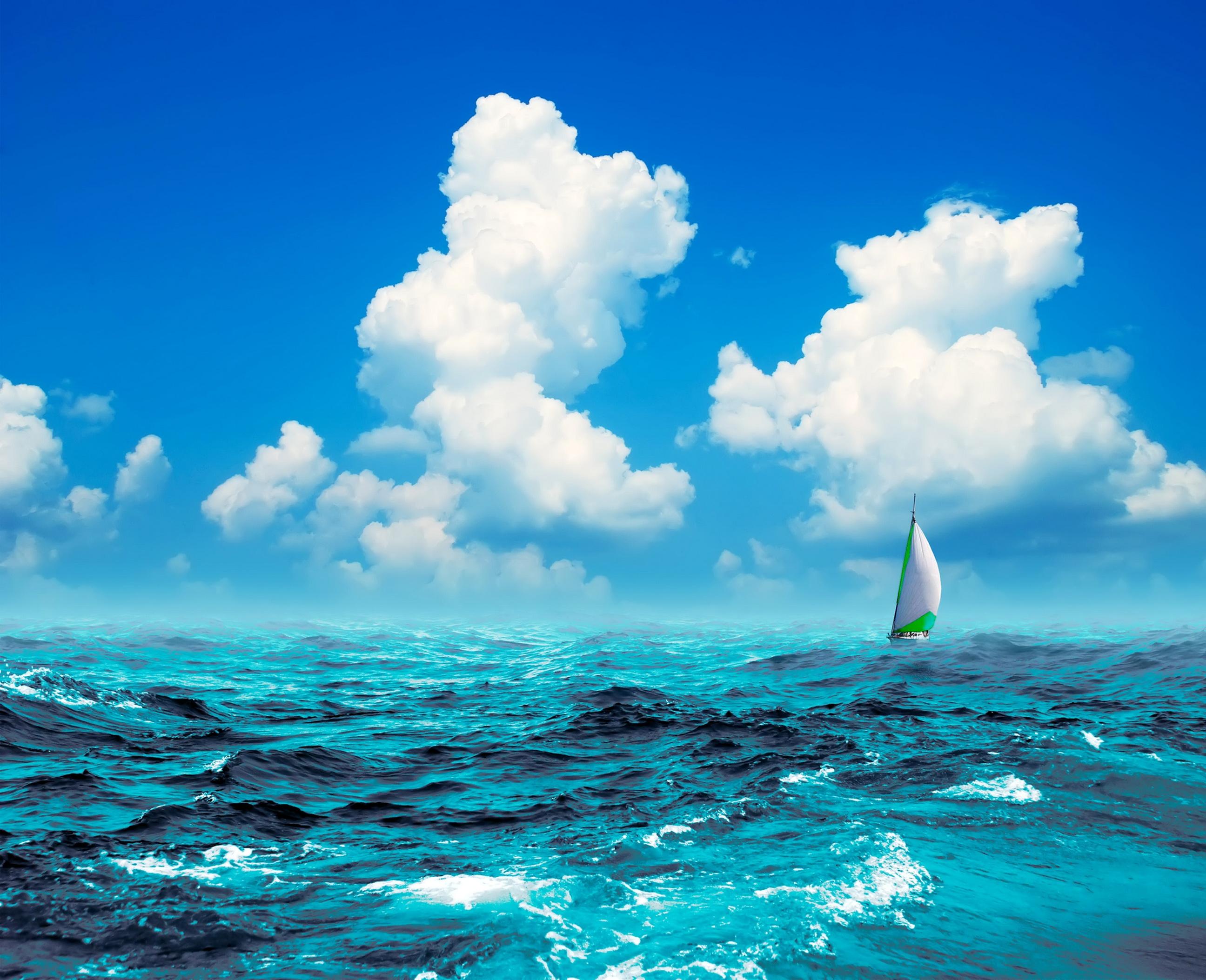 Temps nuageux sur l 39 ensemble du pays rtci radio tunis for Foto mare per desktop