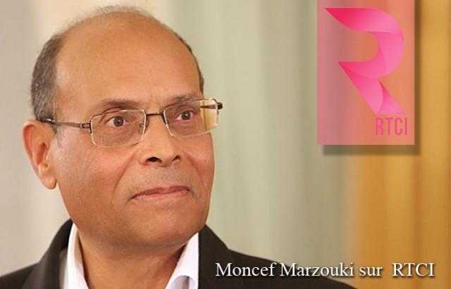 MONCEF MARZOUKI-RTCI