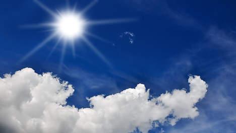 Baisse des températures pendant le weekend — Météo