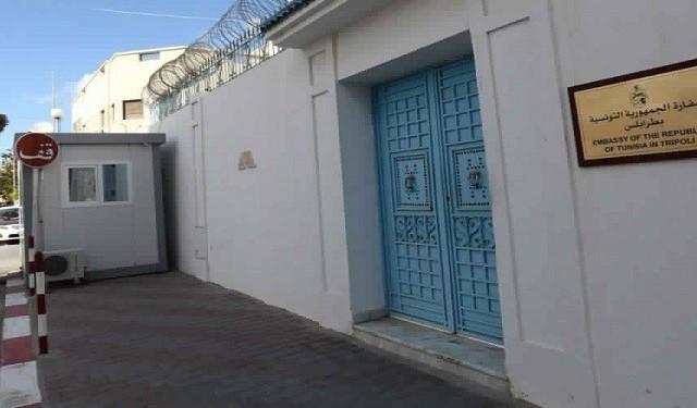 consulat Tunisie_en libye