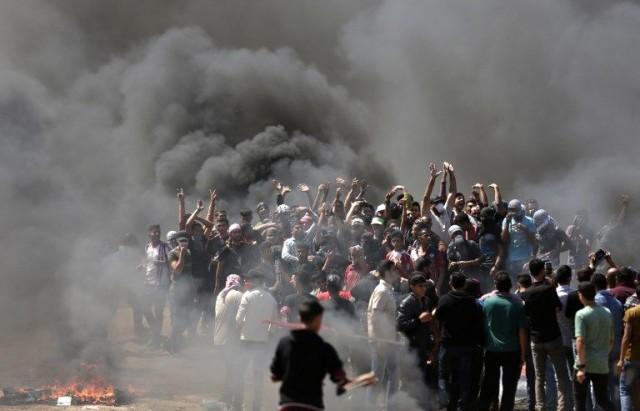 Deux Palestiniens tués par des tirs israéliens — Gaza