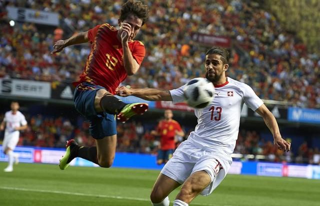 Espagne la Tunisie (1-0)
