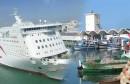 Le port de zarzis accueille le premier ferry transportant des Tunisiens