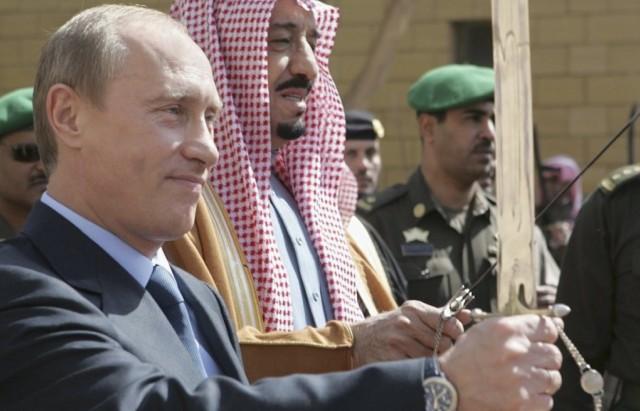 Opep la Russie et Arabie saoudite accordent