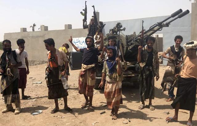 Yemen Aéroport de Hodeida