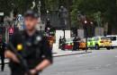 Londres véhicule Parlement