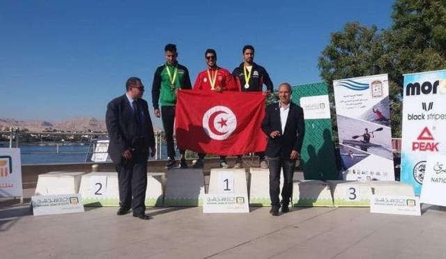 Equipe nationale tunisienne de kanoe-kayak