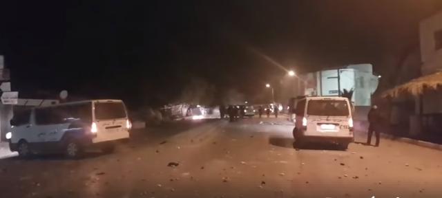 Barraket Essahel Tension et affrontements