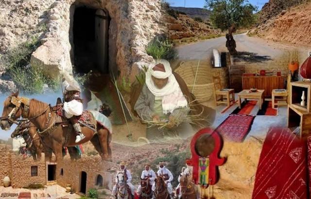 11ème édition du festival national des grottes montagneuses de Sened