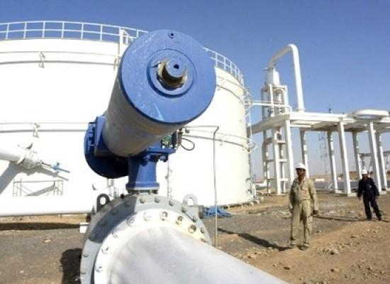 IRAQ-OIL-KHURMALA