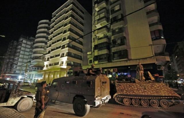 Liban- quatre membres des forces de sécurité tués a Tripoli