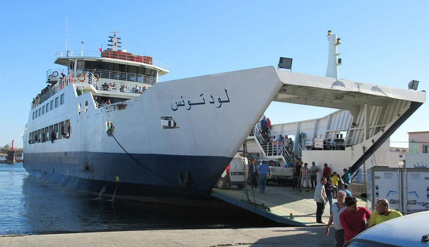 Ferry-Sfax-Kerkennah