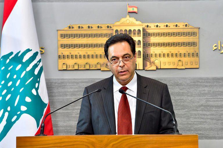 le-premier-ministre-libanais-hassan-diab-annonce-la-demission