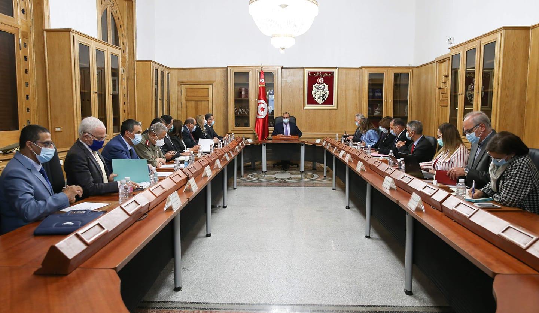 présidence du gouvernment