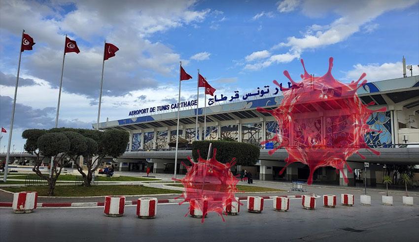 voyage aeroport tunisie covid