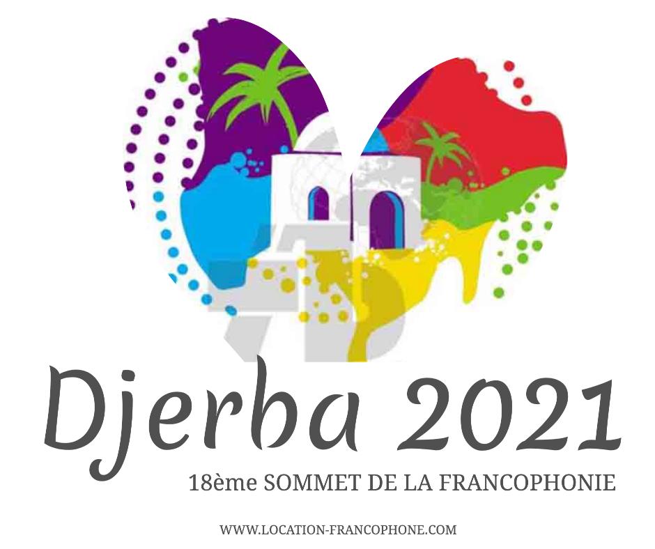 Djerba-2021_Sommet-de-la-francophonie_Location-Francophone