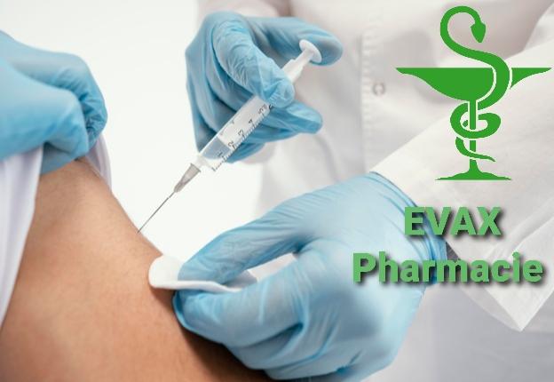 evax pharmacie