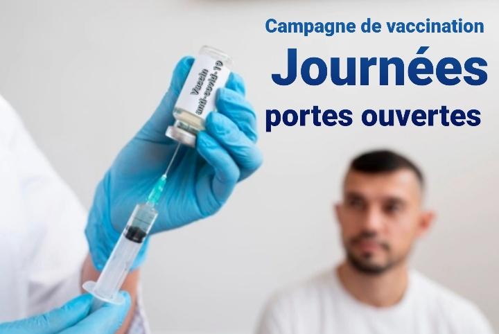 vaccin campagne tunisie