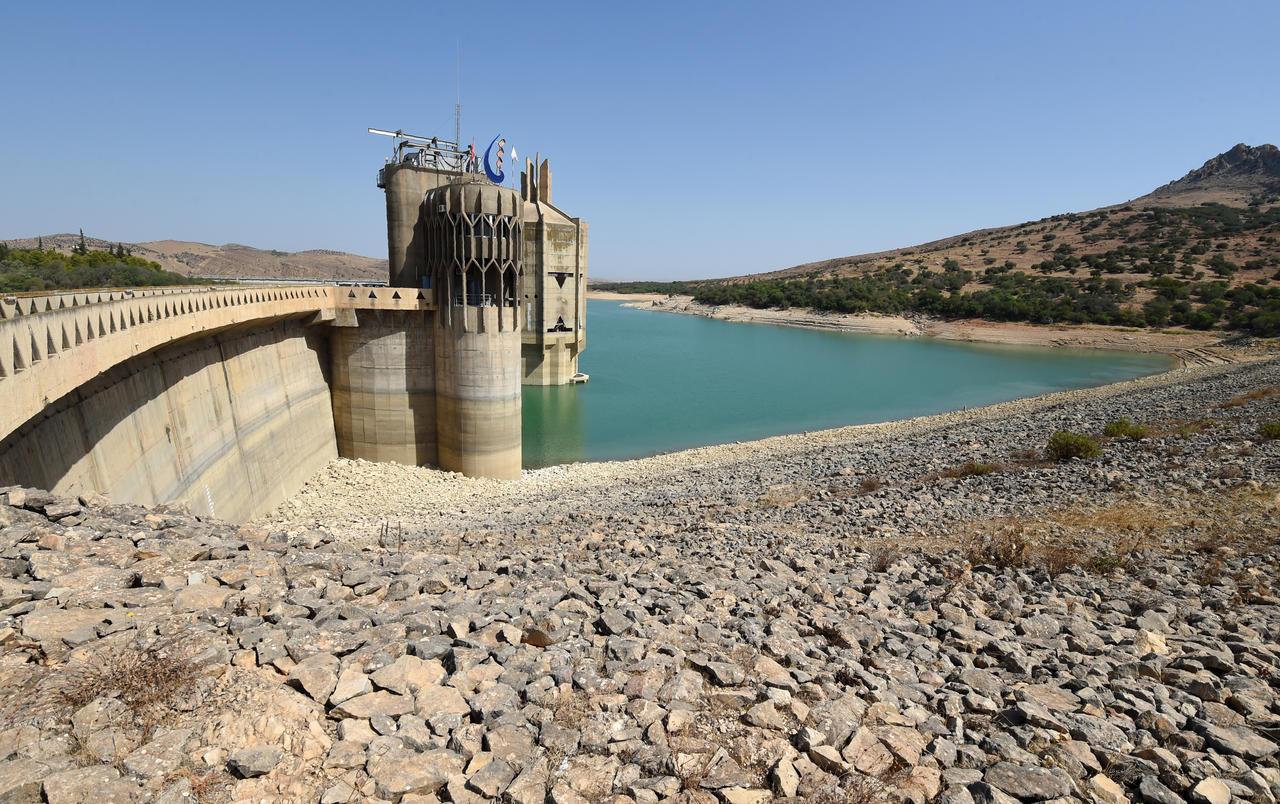 barrage tunisie eau