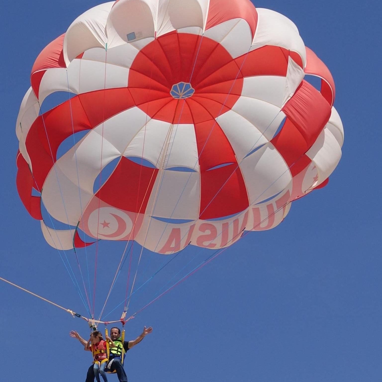 Parachutisme Tozeur