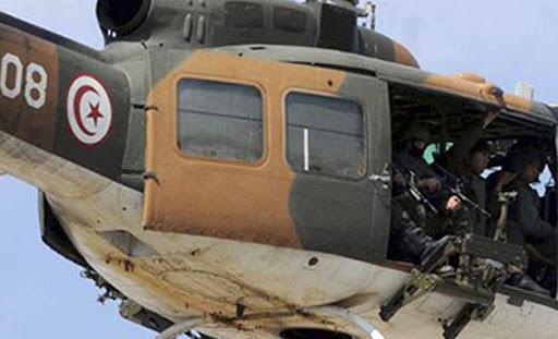crash hélicoptère à Gabès
